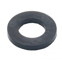 6m Black Rack Washer. Plastic. For M6 racks and Cage Nuts