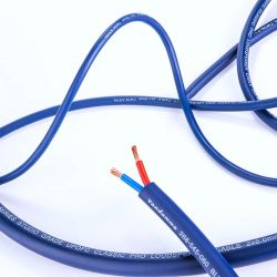 Van Damme Blue Series Passive Speaker Cable