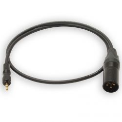 Sennheiser CL500 XLR Replacement Cable. Receiver EK100 EK300 EK500 G1 G2 G3
