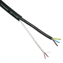 Van Damme Ambicore Hybrid Mains & Signal Cable