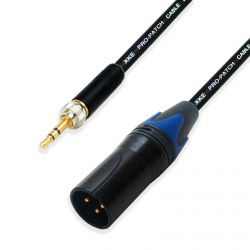 Sennheiser CL100 XLR Replacement Cable Wireless Male XLR propatch cable