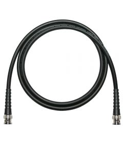 75 ohm BNC to BNC Lead. Van Damme Coaxial Cable. RG59, Video, CCTV, Word Clock