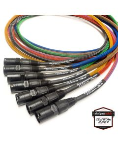 designacable Custom Shop Premium Line 6 Variax DI Digital Interface Lead. Cat5e Ethercon to RJ45 Cables.