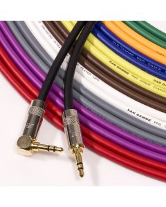 Midi Synth Lead. Type A to Type B Mini Jack Crossover Cable. 3.5mm Out to In