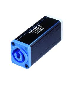 Neutrik NAC3MM-1 PowerCON NAC3MPA-1 (in) to NAC3MPB-1 (out), Coupler Link