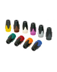 Neutrik Coloured Marking Jack Boots. X Series BPX
