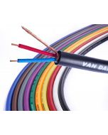 Van Damme Mic Cable Black Main