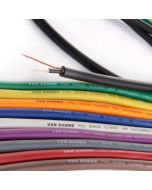 Van Damme instrument cable Black main