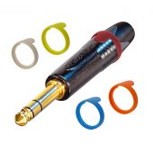 Neutrik PXR Colored rings with flat label surface for NP X - All Colours