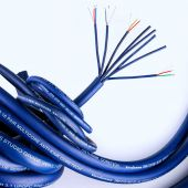 Van Damme Blue Series Multicore Cable 12 way